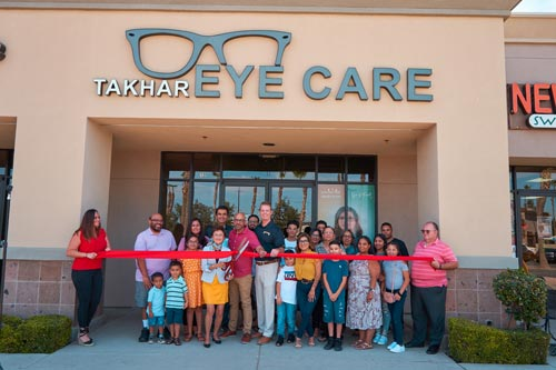 Takhar Eye Care is Now Open